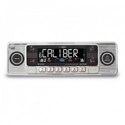 AUTORADIO RETRO CD MP3 USB SD 16GB max ENTREE AUX 4x75W