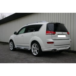 Tablier arrière pour système d'échappement gauche droite Citroën C-Crosser 2007-2012