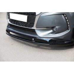 Rajout du pare choc avant noir brillant Tiburon Citroën DS3 2016