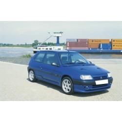 Jupes latérales Citroen Saxo 3 portes 1996-2004