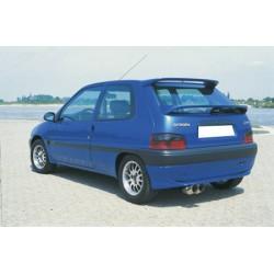 Rajout de pare choc arrière Citroën Saxo 1996-2004
