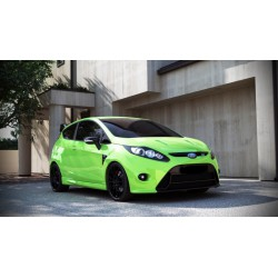 PARE-CHOCS AVANT FORD FIESTA MK7 (FOCUS RS LOOK)