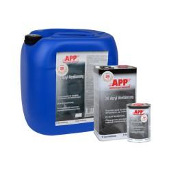 diluant acrylique normal 1l