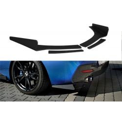 LAME DU PARE CHOCS ARRIERE BMW 1 F20/F21 M-POWER FACELIFT