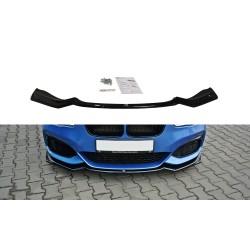 LAME DU PARE-CHOCS AVANT / SPLITTER V.2 BMW 1 F20/F21 M-POWER