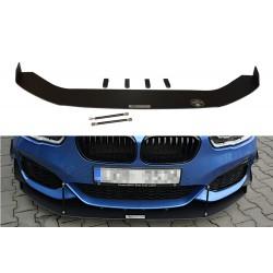 SPORT LAME DU PARE-CHOCS AVANT V.2 BMW 1 F20/F21 M-POWER FACELIFT