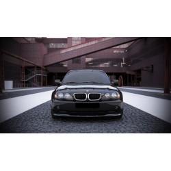 LAME DU PARE-CHOCS AVANT BMW 3 E46 BERLINE APRES FACELIFT