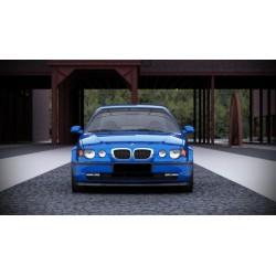 LAME DU PARE-CHOCS AVANT BMW 3 E46 COMPACT