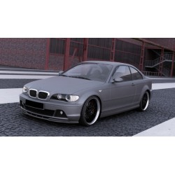 LAME DU PARE-CHOCS AVANT BMW 3 E46 COUPE APRES FACELIFT