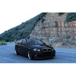 LAME DE PARE-CHOCS AVANT BMW 3 E90 / E91 (APRES FACELIFT)