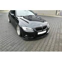 LAME DU PARE-CHOCS AVANT V.1 BMW 3 E92 M-PACK FACELIFT