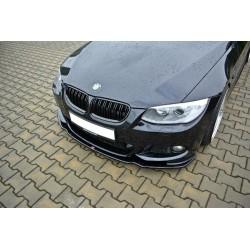 LAME DU PARE-CHOCS AVANT V.2 BMW 3 E92 M-PACK FACELIFT