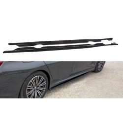 SET DES DIFFUSEUR DES BAS DE CAISSE BMW 3 G20 M-PACK