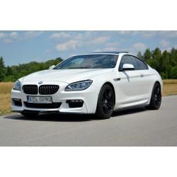 SET DES DIFFUSEUR DES BAS DE CAISSE BMW 6 F13 M-PACK