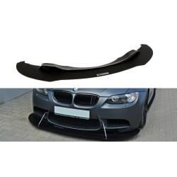 SPORT LAME DU PARE-CHOCS AVANT BMW M3 E92 / E93 (AVANT FACELIFT)