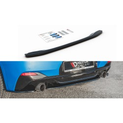 CENTRAL ARRIERE SPLITTER BMW X2 F39 M-PACK