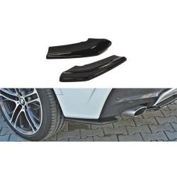 LAME DU PARE CHOCS ARRIERE BMW X4 M-PACK