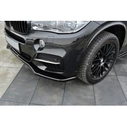 LAME DU PARE-CHOCS AVANT / SPLITTER V.1 BMW X5 F15 M50D