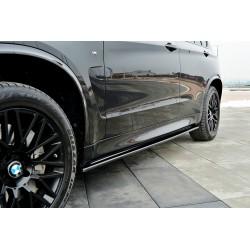 SET DES DIFFUSEUR DES BAS DE CAISSE BMW X5 F15 M50D