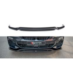 LAME DU PARE-CHOCS AVANT / SPLITTER BMW X5 G05 M-PACK