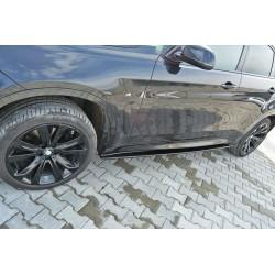 RAJOUTS DES BAS DE CAISSE POUR BMW X6 F16 MPACK
