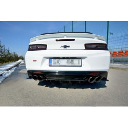 RAJOUT DU PARE-CHOCS ARRIERE CHEVROLET CAMARO 6TH-GEN. PHASE-I 2SS COUPE
